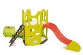 Spielhaus mit Rutsche Smoby Kunststoff